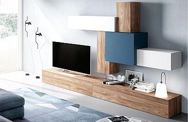 Salones modernos for Salones modernos precios